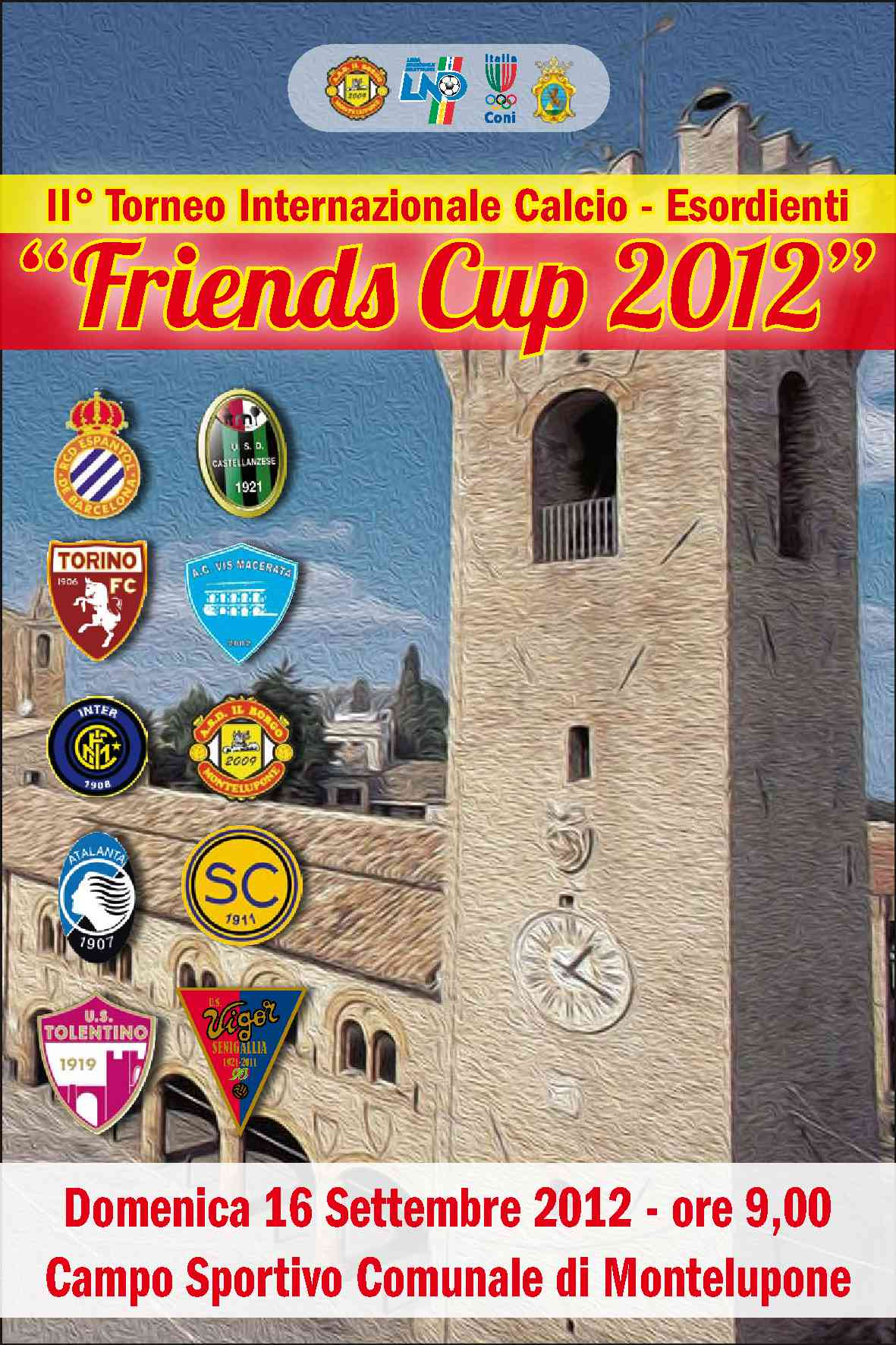 Friends Cup 20121